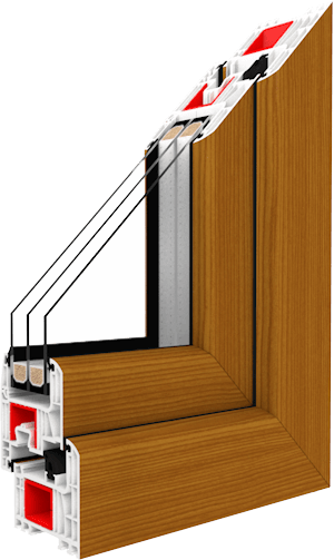 Shop online - Fenster PVC IGLO-ENERGY-CLASSIC